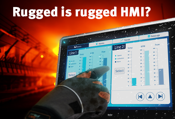 Rugged HMI